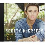 Scotty Mccreery Clear As Day   Novo Lacrado Original
