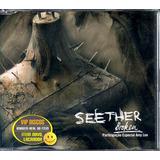 Seether Broken Participação Amy Lee Cd Single   Lacrado