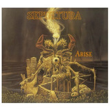Sepultura  Arise Expanded Edition Cd Duplo