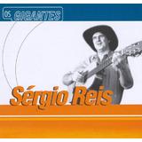 Sérgio Reis Série Os Gigantes   Cd Sertanejo