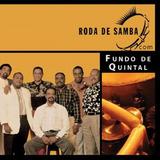 Série Roda De Samba Fundo De Quintal   Cd Samba