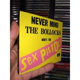 Sex Pistols   Nerver Mind The Bollocks     Frete Grátis