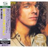 Shm cd Peter Frampton   Where I Should Be   Import   Japão