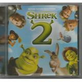 Shrek 2   Trilha Sonora   Cd Usado