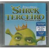 Shrek Terceiro   Trilha Sonora   Cd Usado