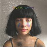 Sia This Is Acting Edição Deluxe   Cd Pop