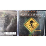 Sideburn Electrify Amolad Rocks Ac Dc Dangerous Toys Guns Cd