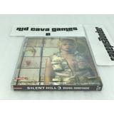Silent Hill 3   Cd Trilha Sonora Konami