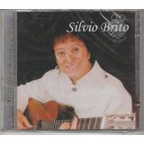 Silvio Brito   Cd Uma História Bonita E Feliz   Lacrado