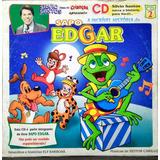Silvio Santos Cd  A Incrível História Do Sabo Edgar Cd 2