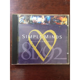 Simple Minds Cd Glittering Prize