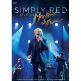Simply Red   Live In Switzerland 2010   Dvd