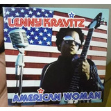 Single Importado Lenny Kravitz   American Woman   B304