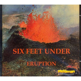 Six Feet Under 1984 Eruption Cd Importado Hard Rock Sueco
