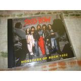Skid Row   Monsters Of Rock 1992