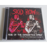Skid Row   Rise Of The Damnation Army Cd Importado