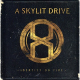 Skylit Drive identity On Fire Cd novo lacrado importado