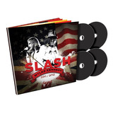 Slash: Limited edition Deluxe Four disc Package