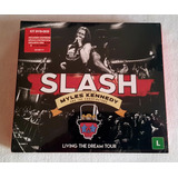 Slash    Living The Dream Tour Dvd 2cds