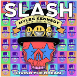 Slash Living The Dream Cd Lacrado