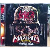 Slayer   Maximus Festival 2017 Sp