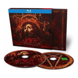 Slayer repentless Cd blu ray  Limited Edition