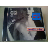 Smashing Pumpkins Zero Cd Lacrado Fabrica Made Usa Importado