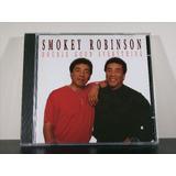 Smokey Robinson Double Good Everything Cd Orig Imp Av8