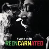 Snoop Lion Reincarnated   Cd Hiphop