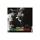 Snoop Lion Reincarnated Cd Novo