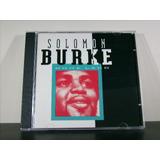 Solomon Burke Home Land Cd Orig Imp Soul Funk Raridade Av8