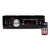 Som Automotivo First Option 8850b Com Usb, Bluetooth E Leitor De Cartão Sd