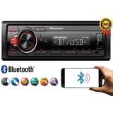 Som Automotivo Pioneer Mvh S218bt Com Usb E Bluetooth