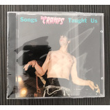 Songs The Cramps Taught Us   Tribute To The Cramps Cd