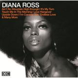Soul Cd Diana Ross The Best Of   Icon   Funk Black Dance Pop