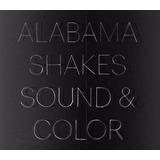 Sound And Color Cd Alabama Shakes Original Lacrado