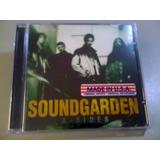 Soundgarden A sides Cd Lacrado Fabrica Importado Made In Usa