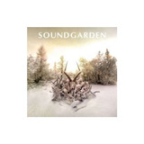 Soundgarden King Animal Deluxe Edition Cd Novo