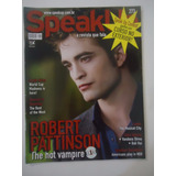 Speak Up  273 Ano 2010 Robert Pattinson   Sem O Cd