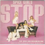 Spice Girls Stop Backstreet Boys Promo Mexico Cd Single Raro
