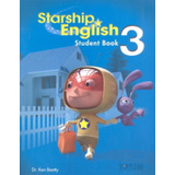 Starship English 3   Student Book With Audio Cd   Houghton M