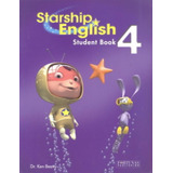Starship English 4   Student Book With Audio Cd   Houghton M