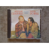 Stephane Grappelli E Baden Powell   Cd  La Grande Reunion