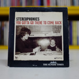 Stereophonics You Gotta Go There To Come Back   Cd Sunday Ti