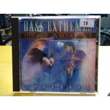 Steve Bailey Victor Wooten Bass Extremes Cd
