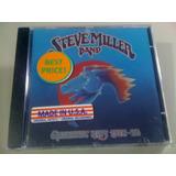 Steve Miller Band   Greatest Hits 74 78 Cd Lacrado Importado