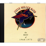 Steve Miller Band The Best Of 1968   1973 Novo Lacr Orig