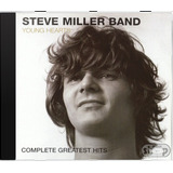 Steve Miller Band Young Heartsgreatest Hits Novo Lacr Orig