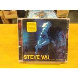 Steve Vai Cd Duplo Alive In The Ultra World