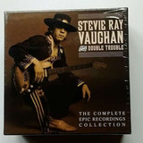 Stevie Ray Vaughan & Double Troublethe Complete Epic